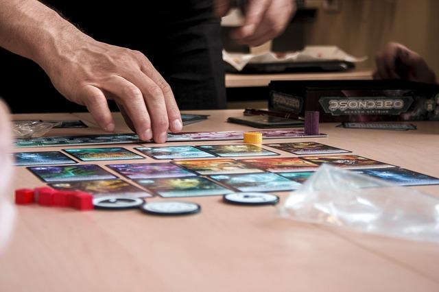 Jeux de carte startégique